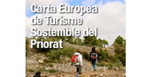 Carta Europea de Turisme Sostenible del Priorat